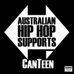 Cover:Australian Hip Hop Supports Canteen